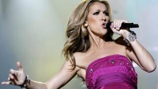 Celine Dion e o luptătoare