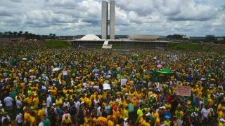 Cel mai mare protest din lume