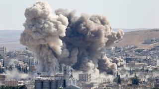 Cel puţin 15 morţi într-o nouă serie de raiduri la Alep