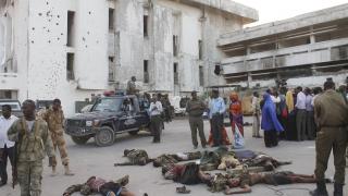 Cel puțin 30 de militari etiopieni uciși într-un atentat în Somalia