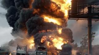 Cel puţin 73 de morţi după explozia unei cisterne în Mozambic