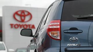 Toyota cheamă în service 2,87 milioane de SUV-uri