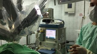 Cercetare medicală! Primele intervenții chirurgicale asistate robotic!