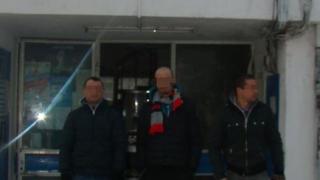 Albanezi prinși în timp ce încercau să intre ilegal în țară