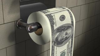 China combate furtul de hârtie igienică din toaletele publice cu o supertehnologie