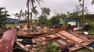 Ciclonul Winston a devastat Fiji