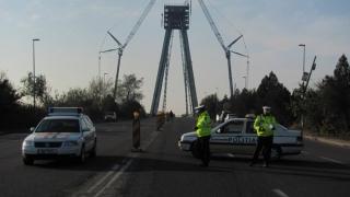 Circulaţie rutieră restricționată pe podul de la Agigea