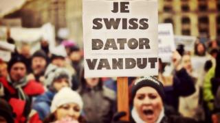 Captivii cu credite-n franci caută conversia la Luxemburg