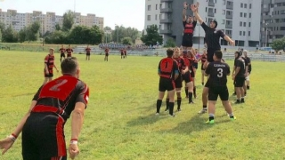 Cleopatra Mamaia a ratat podiumul în DNJ U-16 la rugby