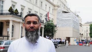 Cleric musulman britanic, vinovat de susţinerea SI