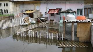 Cod galben de inundaţii pe Dunăre, în județul Constanța