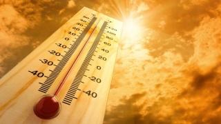 Cod portocaliu de temperaturi ridicate!
