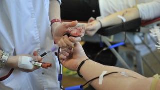 Colectă mobilă de sânge la Mangalia, sâmbătă, 17 septembrie!