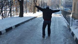 Colțul Troll-ului - Ori ești prost, ori zăpada e lucrarea Satanei
