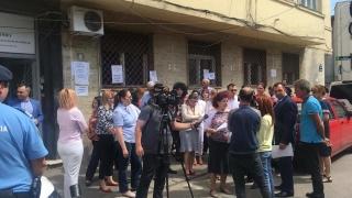 Comisarii OPC Constanța susțin protestele colegilor din țară!