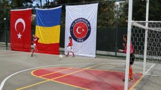Complex sportiv pentru copiii din centrele de plasament din Constanța