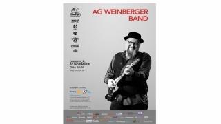 Concert extraordinar AG Weinberger la Doors Club