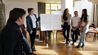 Concurs privind drepturile copilului în școli