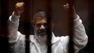 Condamnarea la moarte a fostului președinte egiptean Morsi, revocată