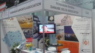 Constanța participă în premieră la Târgul de rute şi companii aeriene Routes