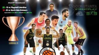 Constanta Street Play termină pe podium primul sezon de 3x3 League Romania