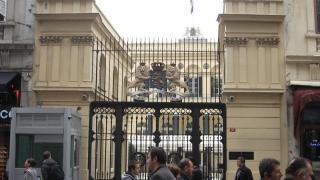 Consulatul olandez de la Istanbul, închis din rațiuni de securitate
