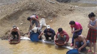 Contaminare cu mercur în Peru