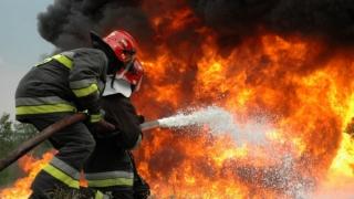 Contracronometru! Pompierii au avut peste o mie de intervenții!