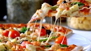 Contravaloarea pensiei alimentare, achitată în pizza