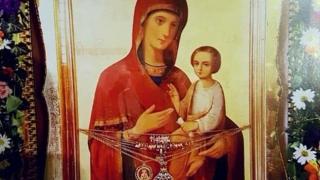 Copia unei icoane din Sf. Munte Athos vine la Constanța