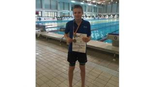 Copiii constănțeni au cucerit zece medalii la CN de înot
