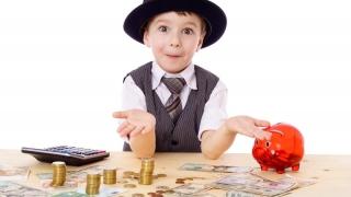 Copiii vor învăța valoarea banilor încă de la grădiniță