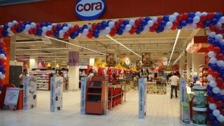 Hypermarketul Cora City Park, modernizat cu două milioane euro