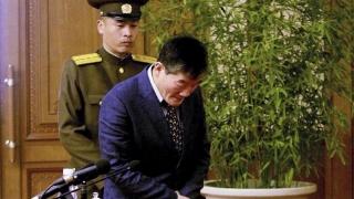 Coreea de Nord a mai reţinut un american