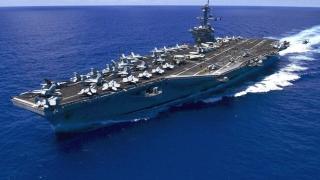Coreea de Nord ar putea scufunda un portavion al SUA pentru a-şi demonstra puterea