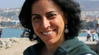 Corespondentă BBC, reținută în Turcia