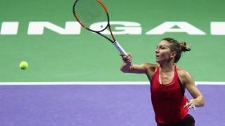Coșmar pentru Halep în confruntarea cu Wozniacki