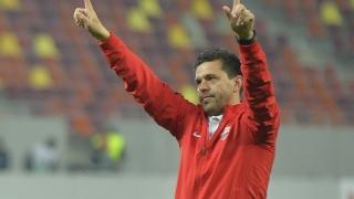 Cosmin Contra va fi noul selecționer al naționalei României