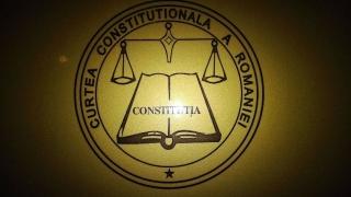 """CCR dezbate iniţiativa """"Fără penali în funcţii publice"""" de revizuire a Constituţiei"""