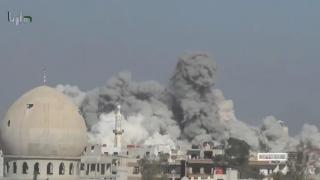 Crime de război în Siria