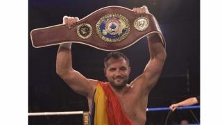 Cristian Ciocan și-a apărat titlul de campion european WBO la categoria grea