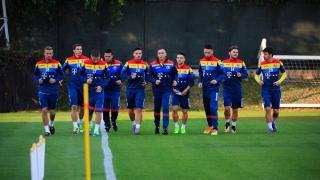 Cristian Ganea, singurul internațional de la Viitorul