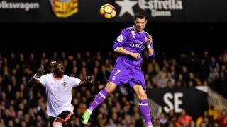 Cristiano Ronaldo a bifat meciul său cu numărul 700 la nivel de club