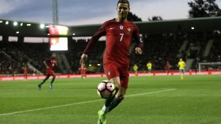 Cristiano Ronaldo a intrat în Top 3 marcatori europeni
