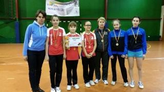CS Farul a câștigat titlul național la junioare II, la tenis de masă