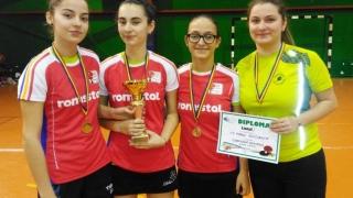 CS Farul, campioană națională pe echipe la junioare 2