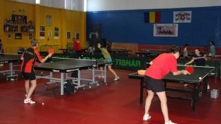 CS Farul Constanța, în semifinalele Superligii feminine de tenis de masă