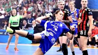 CSM București a ocupat locul 3 în Liga Campionilor la handbal feminin
