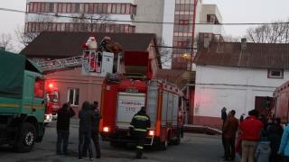 Cum au salvat pompierii Crăciunul