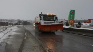 Autoritățile din Constanța se pregătesc pentru prima zăpadă a anului